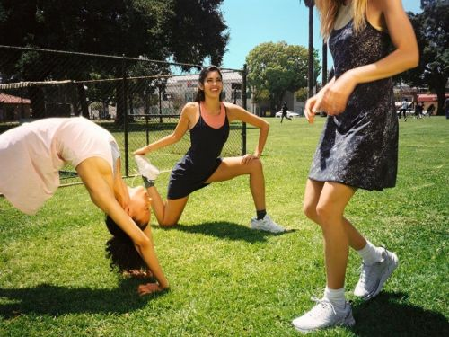 I worked out in a dress from Outdoor Voices, the startup behind the most Instagram-worthy exercise clothes - and no, it's not a gimmick