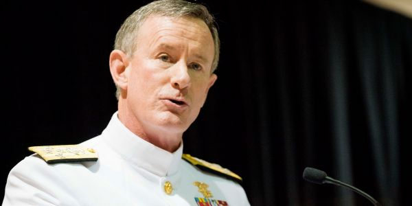 Retired Navy SEAL who oversaw the 2011 Osama bin Laden raid says Trump 'needs to be very careful' about pardoning several accused war criminals