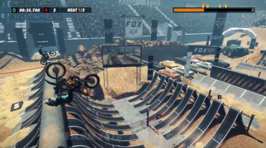 Trials: Rising devs show off over-the-top motorbike stunts