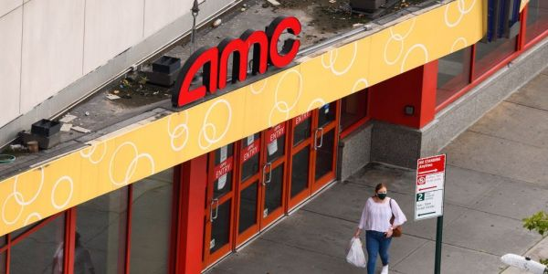 AMC tanks 11% after warning it could run out of cash in a matter of months
