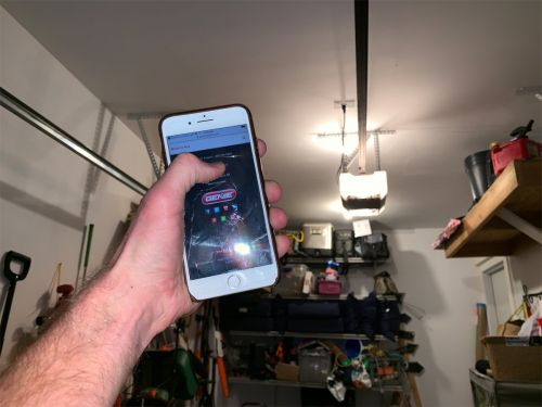 This clever $60 gadget lets you control your garage door and monitor it from anywhere using an app on your phone, which is good news for safe package deliveries