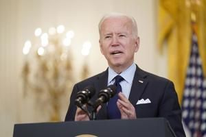 Weak jobs report could be a risk or opportunity for Biden