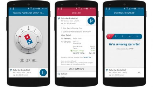 Domino's Pizza App Must Be Accessible to Blind People - BBC