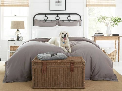 Boll & Branch's organic cotton sheets are expensive for bedding, but they're soft to the touch and made with ethical and eco-friendly practices