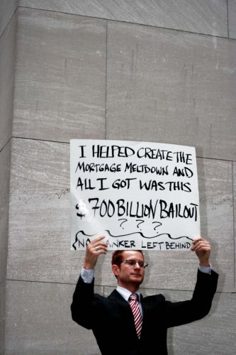What Caused the Financial Crisis?