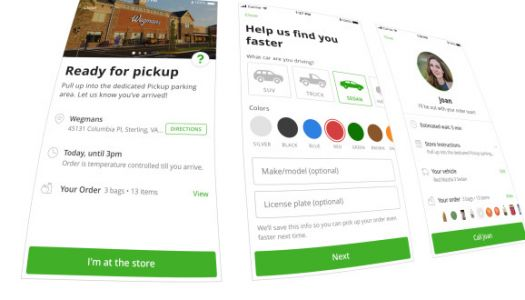 Instacart launches its pickup grocery service across the U.S