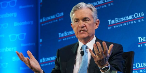 Fed chair Powell predicts no recession in 2019