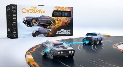 Anki brings 'Fast & Furious' branding to its Overdrive line of smart toy cars
