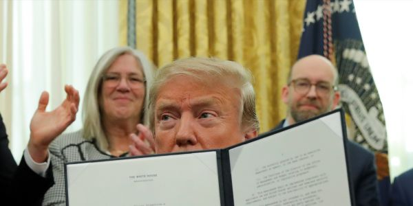 The lawsuits challenging Trump's national emergency declaration to build the border wall keep piling up