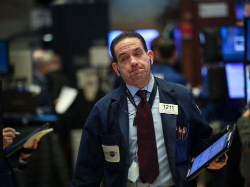 A Wall Street economist has uncovered a new and improved way to see a stock-market crash coming - and he warns the alarm bells are already going off
