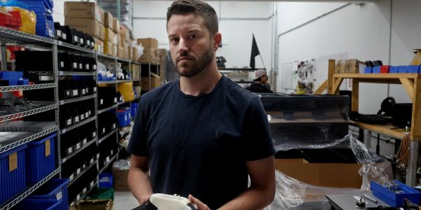 Cody Wilson made headlines with a blueprint for 3D-printable guns, now he's on the run after being charged with sexually assaulting a minor