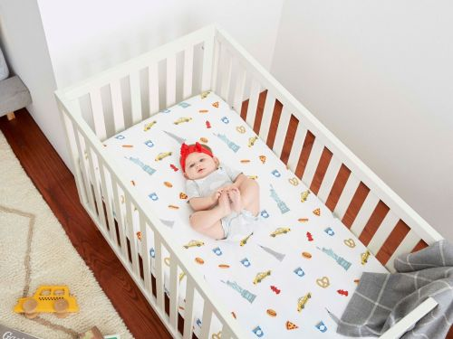 Popular online bedding startup Brooklinen has launched a new baby collection - and we wish these sheets came in adult sizes
