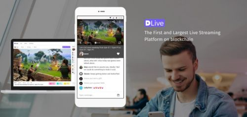 DLive launches blockchain-based livestreaming platform on Android