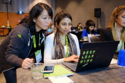'Not the Only One': Women GTC Talk Innovation, Social Impact, Diversity in AI