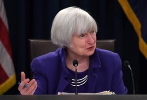 Former Fed chairwoman warns 'prolonged recession' possible