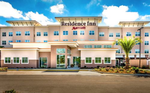 All-Suites Residence Inn by Marriott Hotel Opens in Brunswick, GA