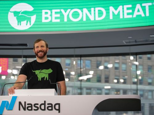 """Beyond Meat gets rare """"buy"""" rating from analyst despite 500% post-IPO rally"""