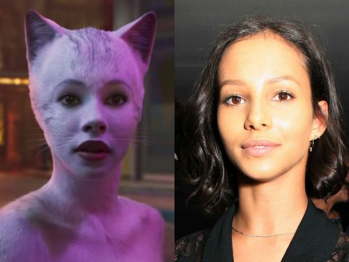 People are accusing the 'Cats' filmmakers of whitewashing Kenyan-born actress Francesca Hayward in the upcoming film adaptation