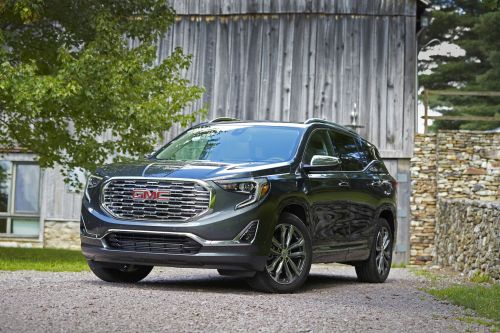 I drove a $44,000 Buick Terrain Denali - and it could give Audi and BMW something to worry about
