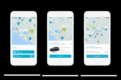 BMW's ReachNow adds ride hailing to its car-sharing app