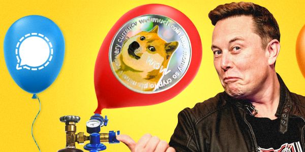 Elon Musk's championing of dogecoin made him the token's 'community-appointed CEO' as early as 2019, Mike Novogratz' Galaxy Digital says
