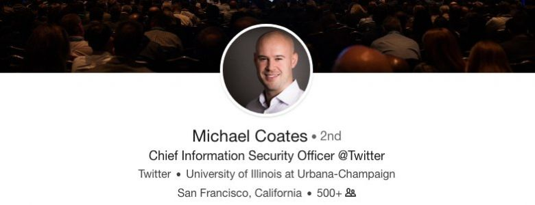 Twitter security chief Michael Coates is leaving to launch a startup