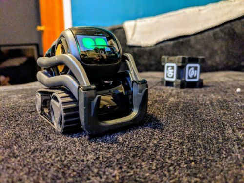 Anki survey: Brits may embrace companion robots, but some fear the Terminator
