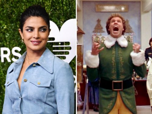 Nick Jonas shared a video of Priyanka Chopra watching 'Elf' for the first time - and it's as pure as you'd imagine
