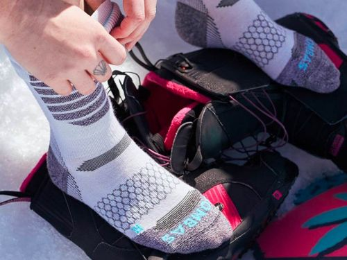 Cult-favorite sock startup Bombas has launched a sitewide sale for 20% off everything, now through Cyber Monday