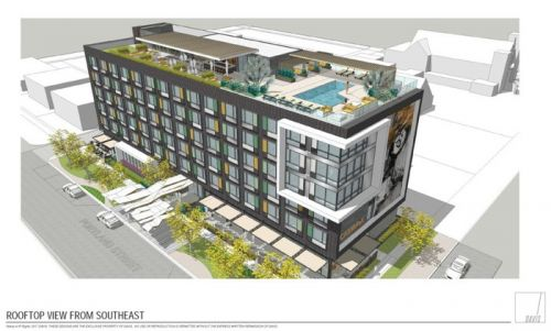 Cambria Hotel Breaks Ground in Downtown Phoenix in the Roosevelt Row Arts District
