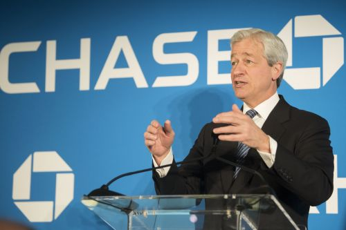 JPMorgan 3Q profits rise 24 percent, helped by lower taxes