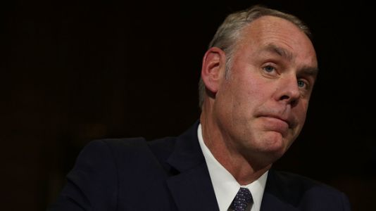 Emails Raise Questions About Interior Secretary Zinke's Link With Oil Executive