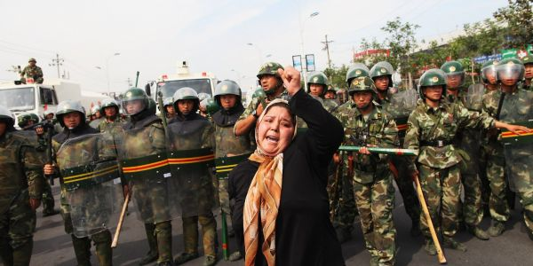 China's largest Muslim ally broke ranks to criticize its repression of the Muslim Uighur minority