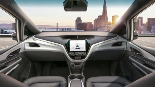 GM's latest car gives up steering wheels, pedals - and human control
