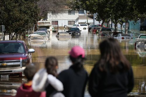 California is due for a mega-flood that could force 1.5 million people to evacuate and cause $725 billion in damage - and it would hit Silicon Valley hard