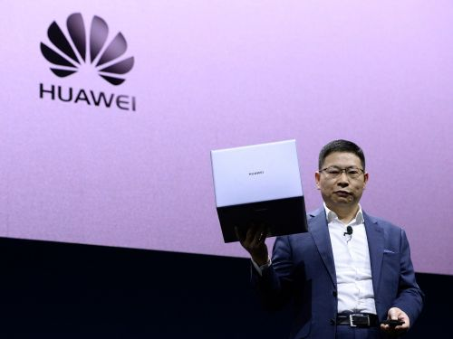 Microsoft hasn't said a word so far about Huawei's ban in the US, but it removed Huawei laptops from its stores