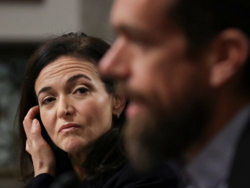 Sheryl Sandberg says she also didn't know about a Facebook smear campaign, as Mark Zuckerberg throws the firm's comms team under a bus