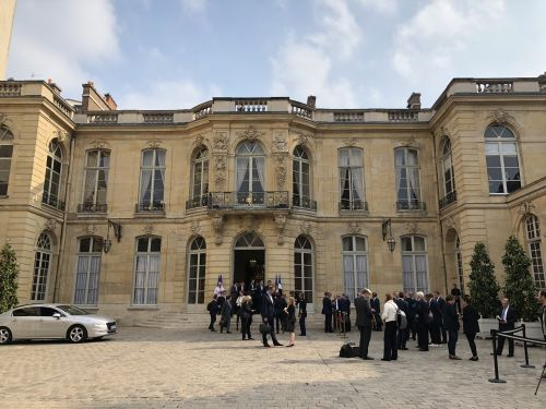 50 tech CEOs come to Paris to talk about tech for good
