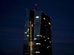 European Central Bank stimulus on track as economy struggles
