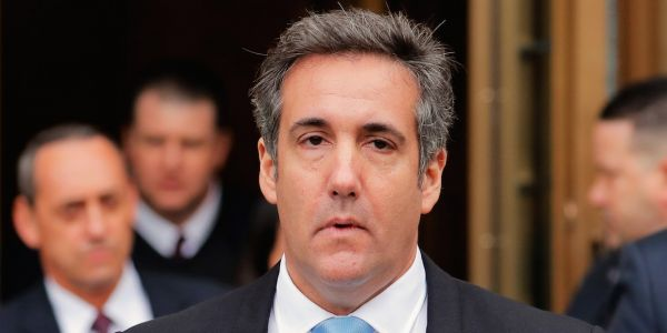 Michael Cohen has dropped all mention of Trump on his Twitter and LinkedIn bios - further proof that he might be about to flip