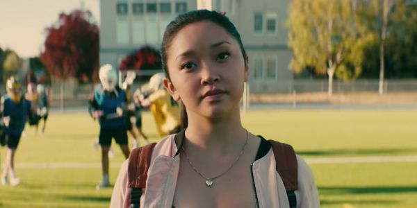 The author of 'To All the Boys I Loved Before' is celebrating girls who dressed up like Lara Jean for Halloween