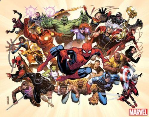 Marvel Comics Getting A 'Fresh Start' in 2018