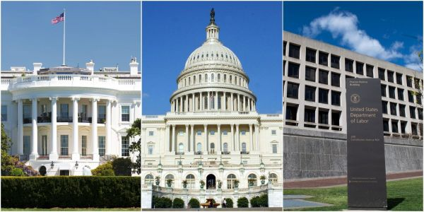Washington moves of the week: Here's who's coming and going in the Biden administration, Capitol Hill, and elsewhere in DC