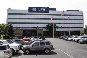 UAW scandal sending union's ex-No. 2 in Fiat Chrysler Department to prison