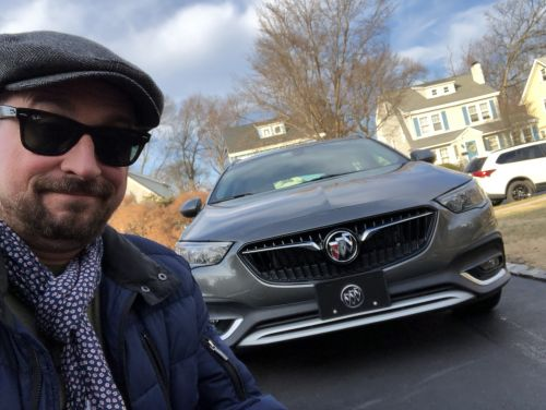 I drove a $40,000 Buick Regal TourX station wagon for a week - and it was just as good as most family SUVs