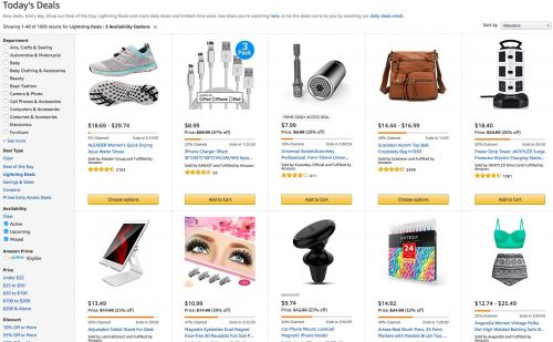 Amazon Prime Day will feature tons of limited-time 'Lightning Deals' throughout the day - here's how to make sure you get the one you want