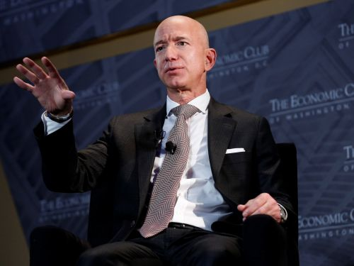 Amazon's market share was dramatically downgraded, and it could be a weirdly good thing for Jeff Bezos