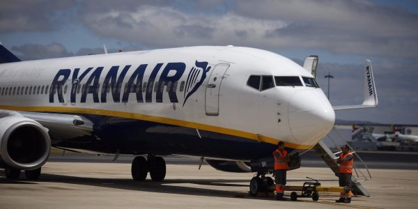 'You are simply not doing your job on board': Ryanair told staff to sell more scratchcards and perfume or face 'disciplinary proceedings'
