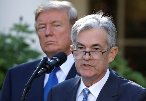 The White House reportedly looked into demoting the Federal Reserve chief
