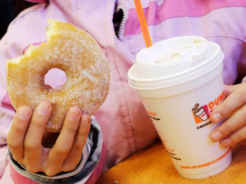 Dunkin' Donuts is under fire after a manager offered a reward for customers to report workers for shouting 'in a language other than ENGLISH'